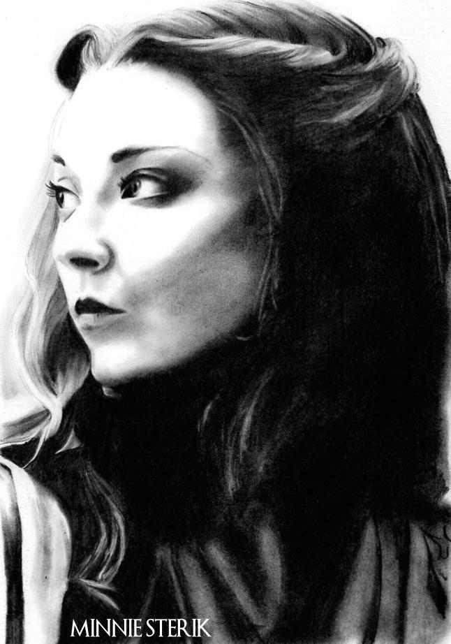Natalie Dormer by Jodylinn